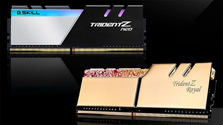 G.Skill lleva hasta 256 GB de RAM DDR4 a Threadripper e Intel Core-X