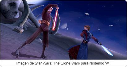 Star Wars Clone Wars podría tener su versión Xbox 360 y PlayStation 3