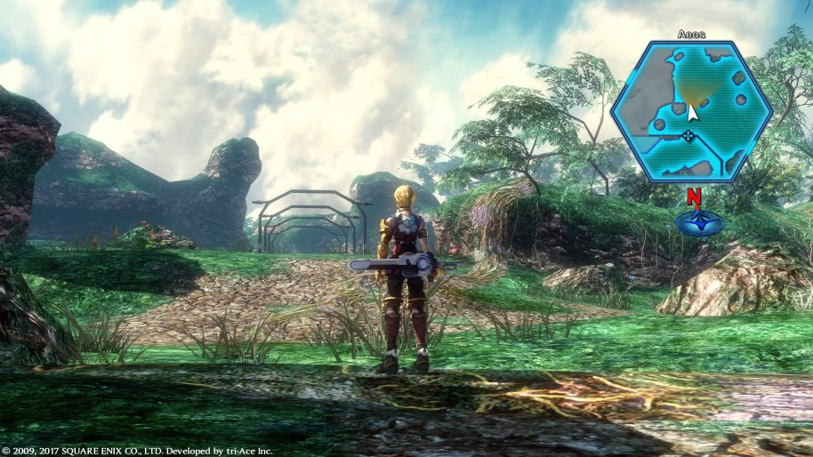 Star Ocean The Last Hope análisis