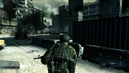 SOCOM Confrontation: SOCOM Confrontation: Impresiones E3 2008