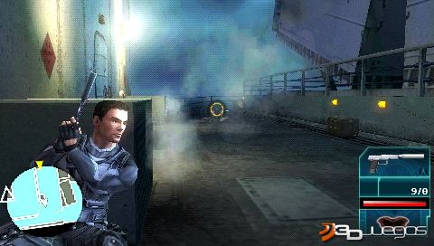 Syphon filter logan s shadow