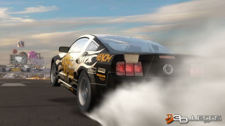 Need For Speed ProStreet Analisis