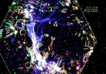 Geometry Wars Galaxies análisis