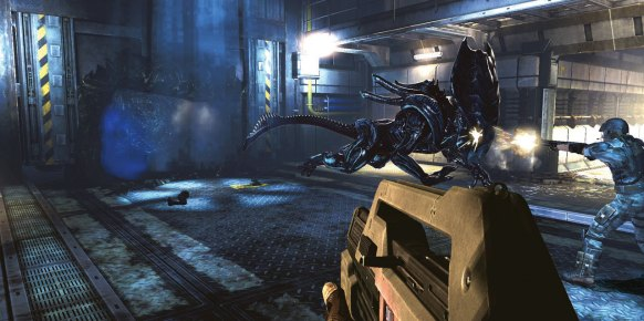 Aliens Colonial Marines: Aliens Colonial Marines: Impresiones multijugador E3 2012