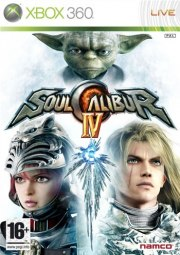 Carátula de Soul Calibur IV - Xbox 360