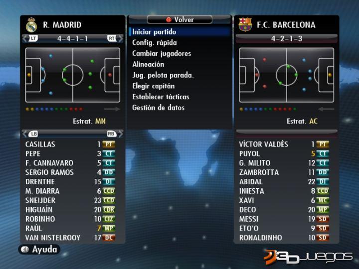 Pro Evolution Soccer 2008 patch - Actu - Gamekult