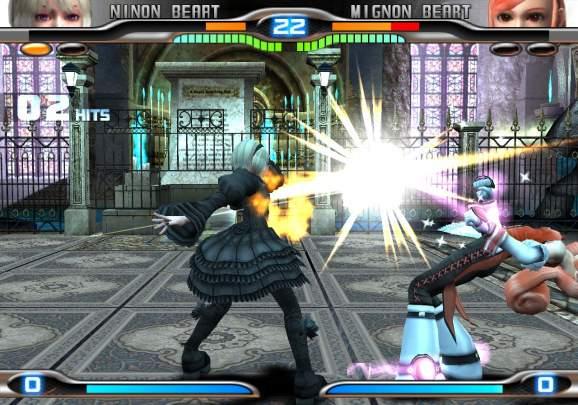 Imágenes de King of Fighters Maximum Impact 2 para PS2