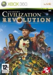 Carátula de Civilization Revolution - Xbox 360