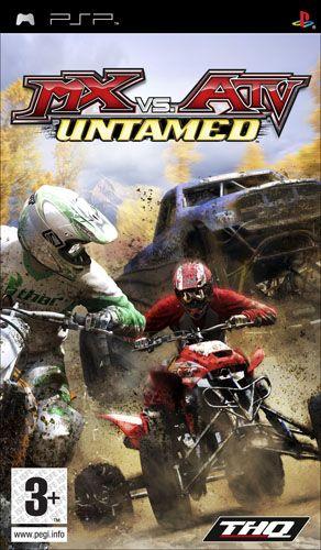 MX vs ATV Untamed para PSP - 3DJuegos