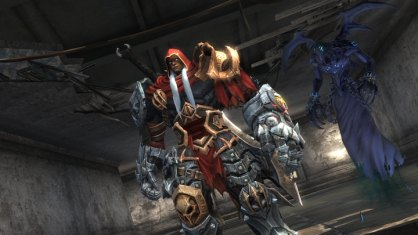 Darksiders: Impresiones jugables