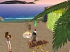 Los Sims 2 Náufragos - Pantalla