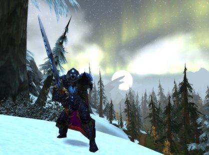 WoW Wrath of the Lich King: WoW Wrath of the Lich King: Impresiones sobre versión Beta