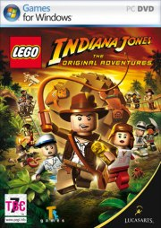 Carátula de LEGO Indiana Jones - PC