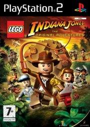 Carátula de LEGO Indiana Jones - PS2