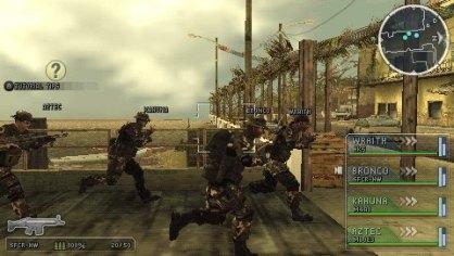 SOCOM Tactical Strike análisis