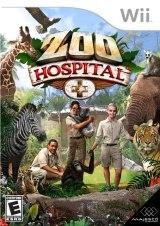 Carátula de Zoo Hospital - Wii