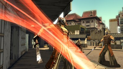 Red Steel 2: Red Steel 2: Impresiones E3 09