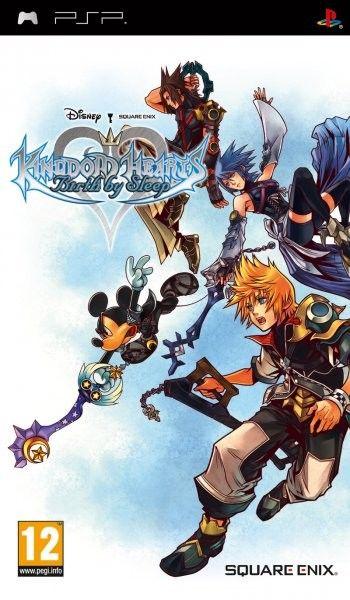 Kingdom Hearts Birth By Sleep Para Psp 3djuegos