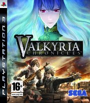 Carátula de Valkyria Chronicles - PS3