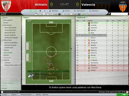 Football Manager 2008 análisis