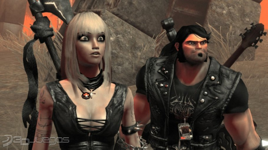 Brutal Legend - An�lisis