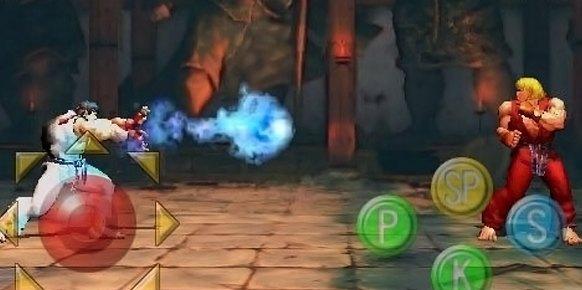 Street Fighter IV iOS