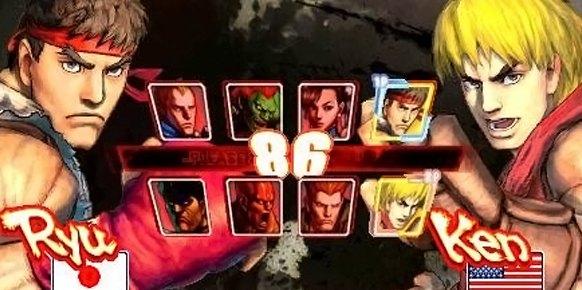 Street Fighter IV análisis