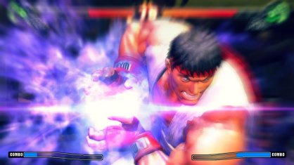 Street Fighter IV Xbox 360