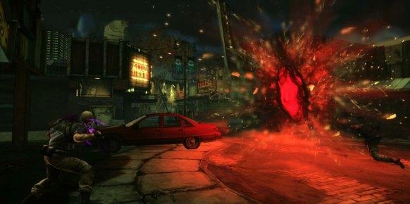 The Darkness II Xbox 360