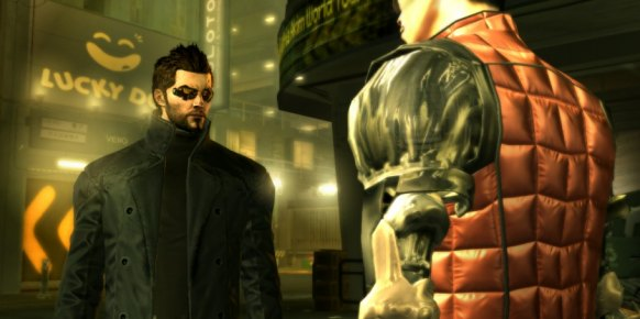 Deus Ex Human Revolution análisis