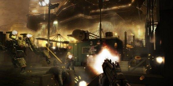 Deus Ex Human Revolution: Deus Ex Human Revolution: Avance