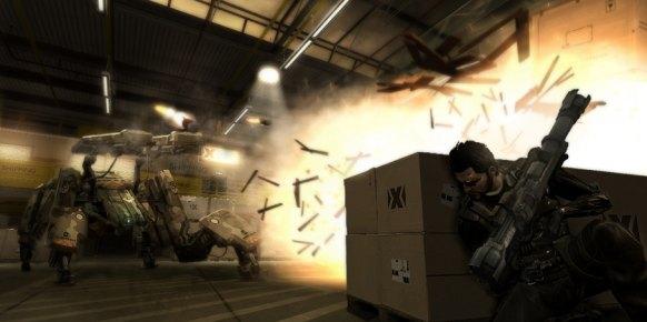 Deus Ex Human Revolution: Deus Ex Human Revolution: Impresiones Gamescom 2010