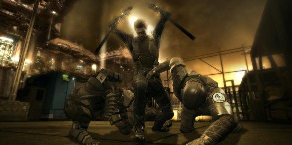 Deus Ex Human Revolution: Deus Ex Human Revolution: Impresiones jugables