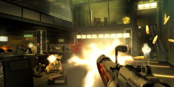Deus Ex Human Revolution Xbox 360
