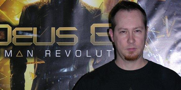 Deus Ex Human Revolution: Deus Ex Human Revolution: Entrevista: Jean-François Dugas