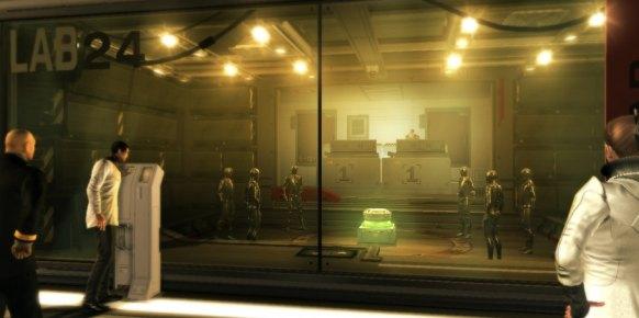 Deus Ex Human Revolution: Deus Ex Human Revolution: Impresiones Beta