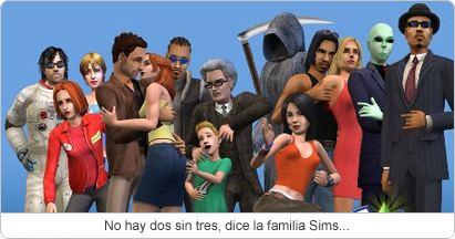 Los Sims 3 ya en desarrollo