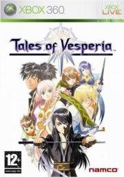 Carátula de Tales of Vesperia - Xbox 360