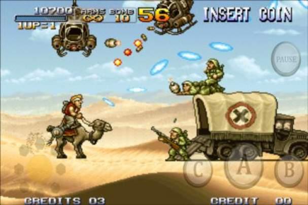 Metal Slug 3 - Imagen PS4