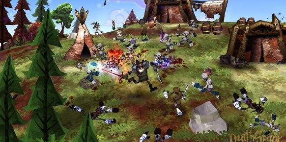 DeathSpank: Impresiones EA Showcase
