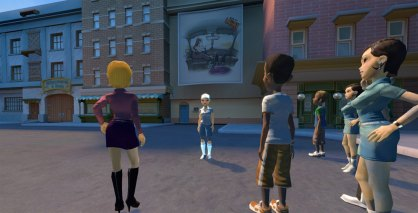Leisure Suit Larry Box Office Bust: Leisure Suit Larry Box Office Bust: Primer contacto