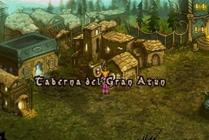 Mazes of Fate DS análisis