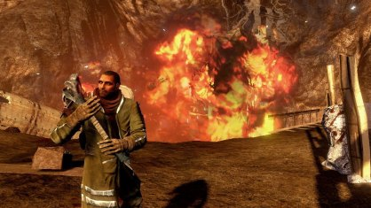 Red Faction Guerrilla: Red Faction Guerrilla: Entrevista