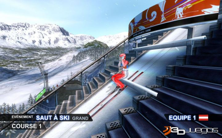 Winter Sports 2008: The Ultimate Challenge