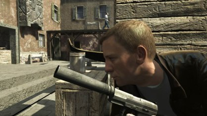 James Bond Quantum of Solace Xbox 360