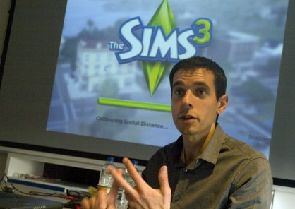 Los Sims 3: Los Sims 3: Entrevista a Ben Bell