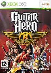 Carátula de Guitar Hero: Aerosmith - Xbox 360