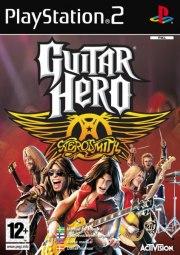 Carátula de Guitar Hero: Aerosmith - PS2