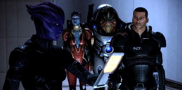 Mass Effect 2 análisis