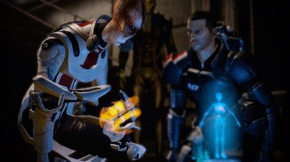 Mass Effect 2: Impresiones jugables